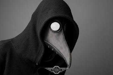 Plague doctor mask by LahmatTea