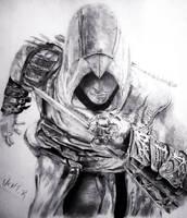 Altair by tronnfinn
