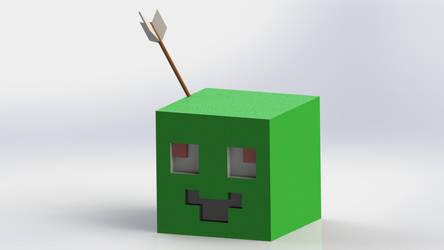 The Start of Mr. Free by Minecraftrailroader