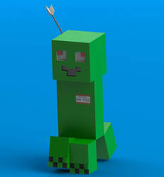 He has a body now.....plus a nametag by Minecraftrailroader