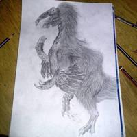 Deinocheirus mirificus by piche2