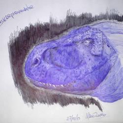 Skorpiovenator by piche2