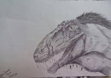 Megaraptor namunhuaiquii by piche2