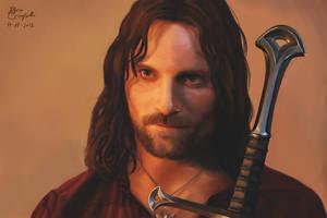 Aragorn by Dario1crisafulli
