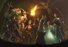 Final Quest by WillDan