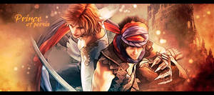 Prince Of Persia by aeli9