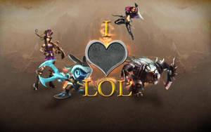 I Love LOL by aeli9