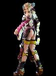 Girl Pose Seven Core by aeli9