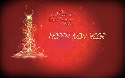 Happy New Year 2013 by aeli9