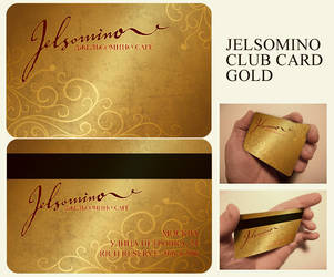 Jelsomino cafe cards by dj909