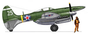Veeblefitzer P-14A  Skyslugger by Jimbowyrick1
