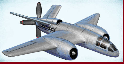 Veeblefitzer Iron Storm Bomber by Jimbowyrick1