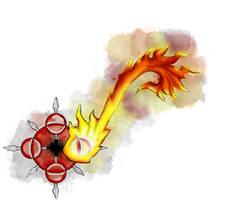 Chakram/Bond of Flames by jabbycat