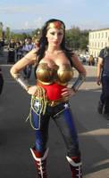Wonder Woman from Injustice by ArwenLothlorien