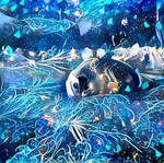 Album Art Clear Ver. - Big Heart, Bad World by MatthewandKatlayn