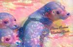 Dream Seal 9/13/17 - Bath From Your Mum Katlayn by MatthewandKatlayn