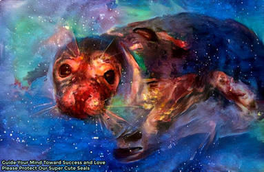 Dream Seal Art Everyday I Lived - 7/27/1998 by MatthewandKatlayn