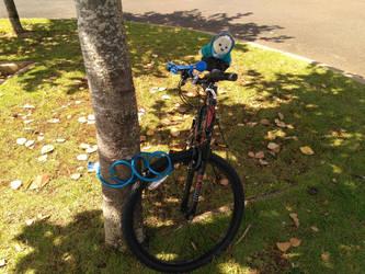 new bike (matt in Kauai) by MatthewandKatlayn