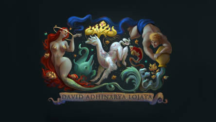 DAVID ADHINARYA LOJAYA by Ardinaryas