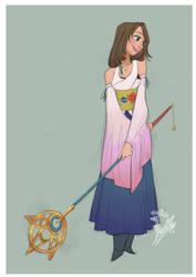 Yuna by Ardinaryas