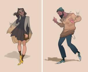 Street Fashion by Ardinaryas