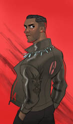 Black Panther by Ardinaryas