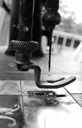 Antique Sewing by seto2112