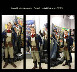 Arno Dorian Costume by MitchTheChief