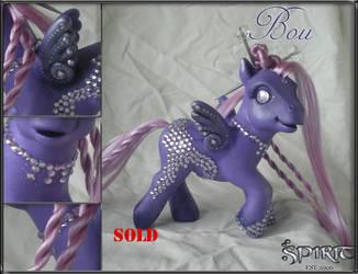 Bou Pony by spiritimvu