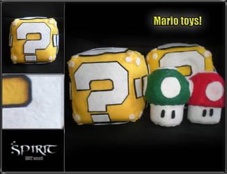 Maro Block by spiritimvu