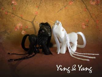 Yin and Yang by spiritimvu