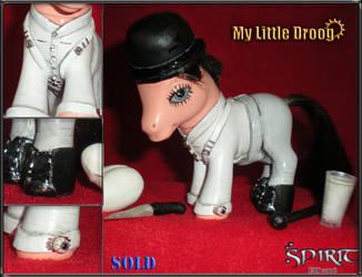 My Little Droog by spiritimvu