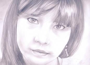 dibujo a lapiz by coronadopublicidad