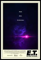 E.T. poster by drMIERZWIAK