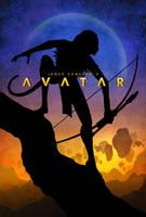 Avatar poster by drMIERZWIAK