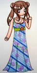Summer Fashion Azura by sekaiichihappy