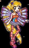 Stella's Sirenix by sekaiichihappy
