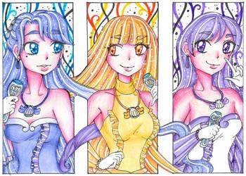 Legend of Mermaid by sekaiichihappy