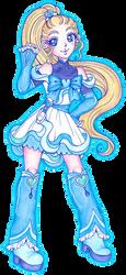 Cure Tide [ SPLASH STAR ] by sekaiichihappy