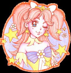 Cure Daisy [ RAFFLE PRIZE ] by sekaiichihappy