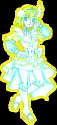 Cure Infini by sekaiichihappy