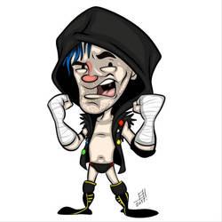 Daniel Torch - Norcal Indy Wrestler  by juniorbethyname