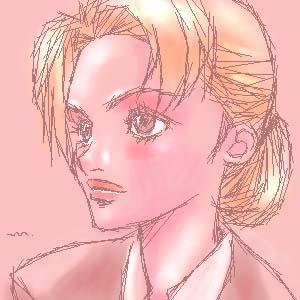 oekaki 95 pink by manzo