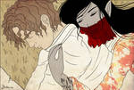 Brehan et Yuri by dragonne