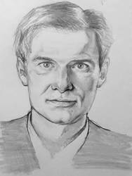 Harrison Ford (Han Solo) by AqilBeatDynamic