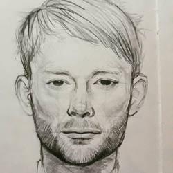 Thom Yorke by AqilBeatDynamic