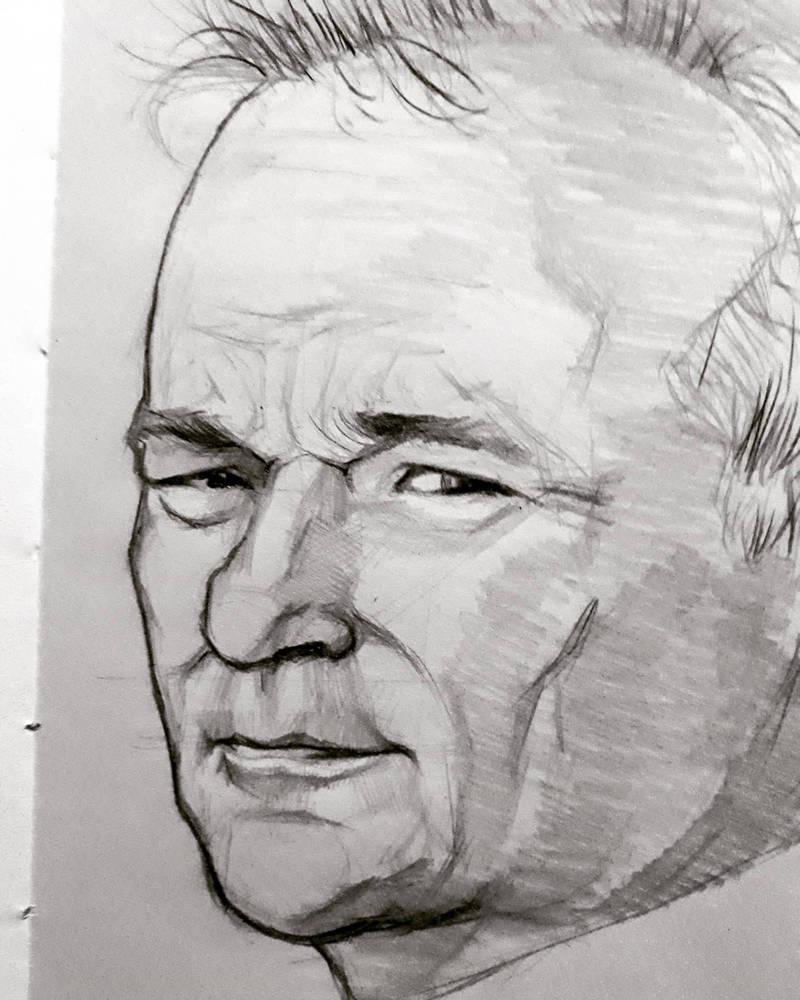 Bill Murray by AqilBeatDynamic