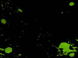Zombie Blood Wallpaper by Silent-Broken-Wish