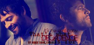 Castiel's Decadence by MrsNovak