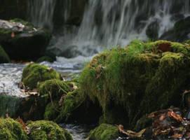 Mossy Rocks 2 .:Stock:. by Photopolis